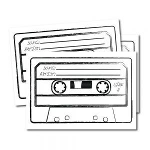 Tarjetas DJ
