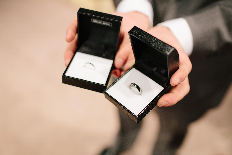 alianzas para boda